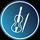 Doučování hry na housle