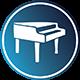 Doučování hry na klavír