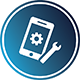 Servis a oprava mobilních telefonů